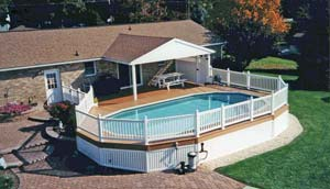 Swimming Pools Above Ground Spring Grove York Pa